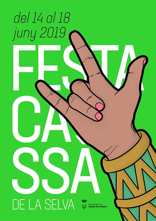 Festa Major de Cassà de la Selva, el Gironès