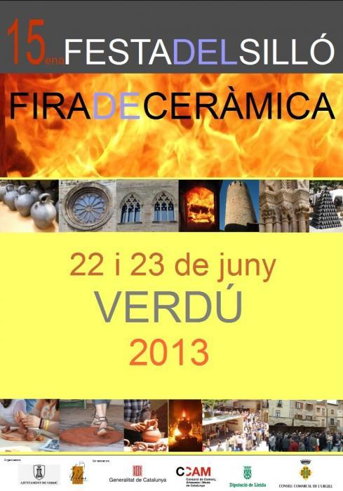 Festa del Silló, La Fira de la Ceràmica de Verdú