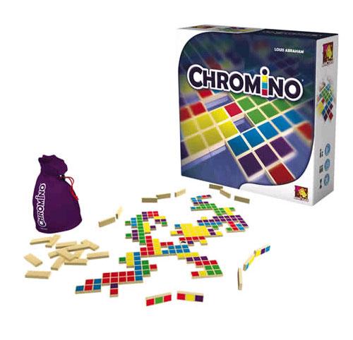 Chromino': un joc senzill de tàctica i d'observació