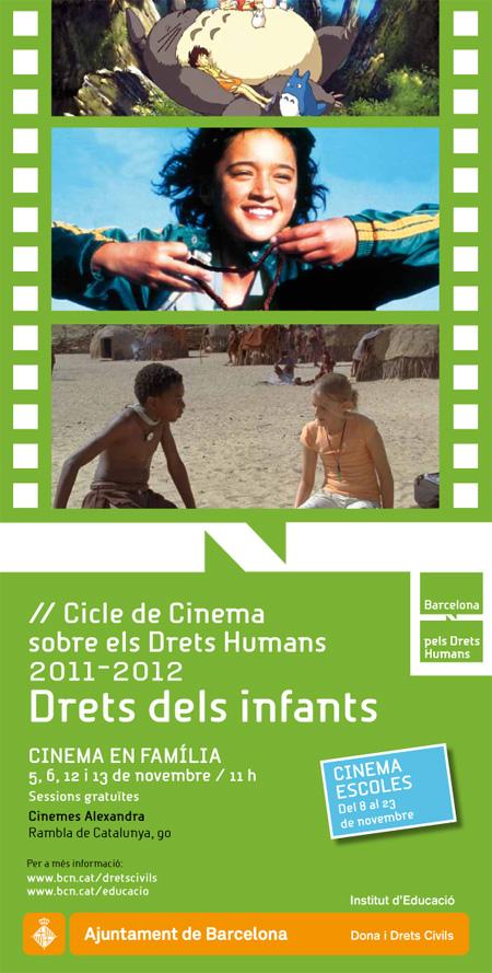 Cicle de Cinema sobre Drets Humans