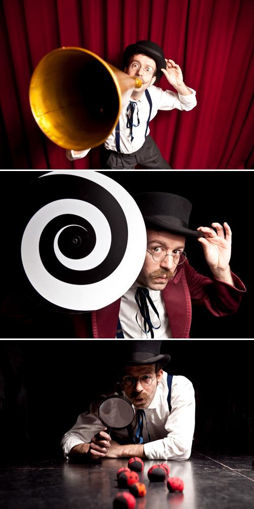 El circ màgic del gran Antonini