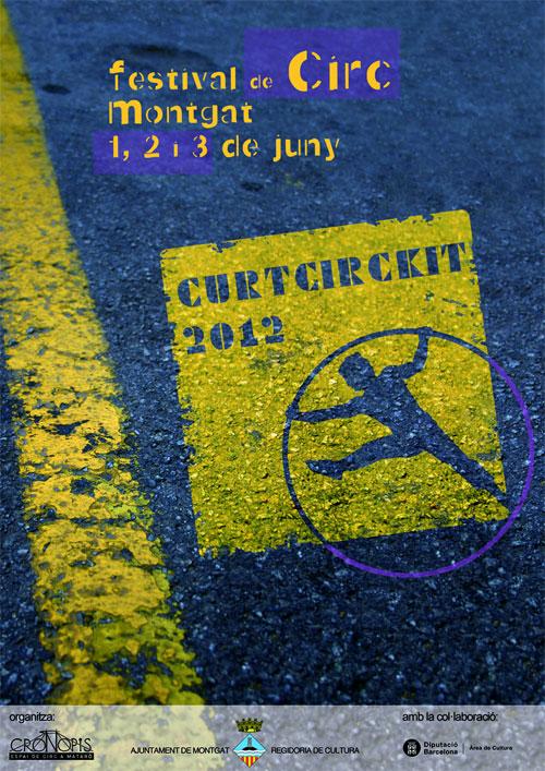 Festival de Circ 'CurtCircKit' a Montgat