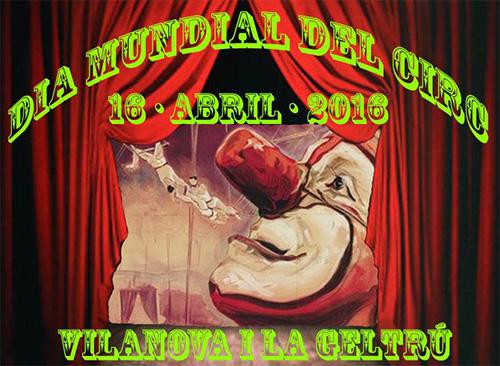 Dia Mundial del Circ a Vilanova