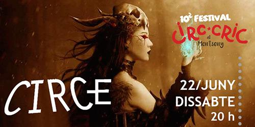 Escola de Circ Carampa presenta Circe al Circ Cric