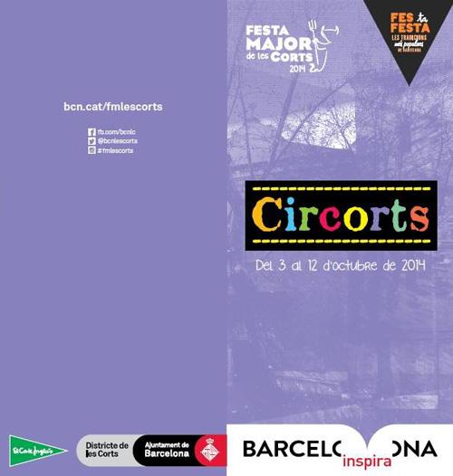 15è CirCorts, el festival de circ de carrer de Barcelona