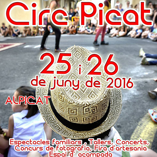 3r Festival Circ Picat