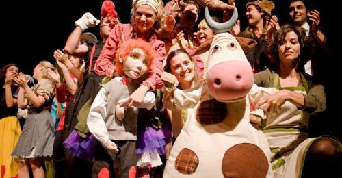Festa de Cloenda de Viu el Teatre
