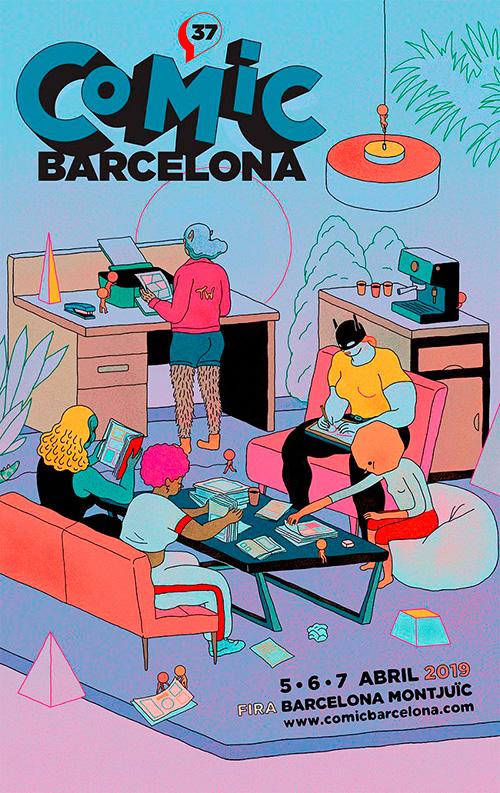 Saló del Còmic de Barcelona