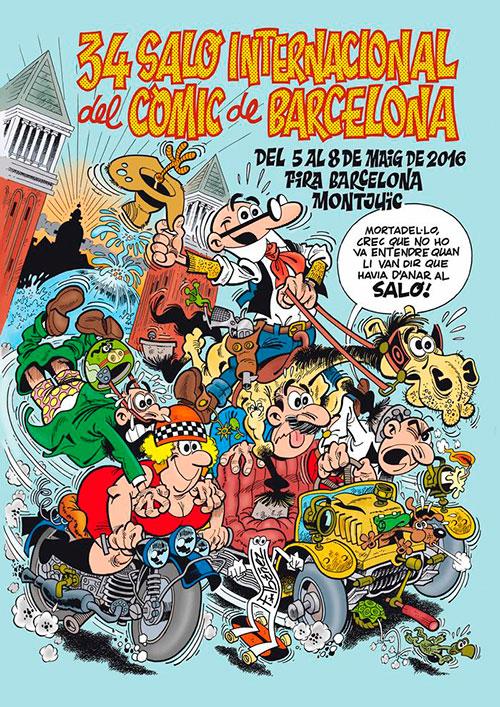Saló Internacional del Còmic de Barcelona