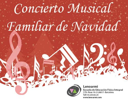 Concert musical familiar a Lenoarmi