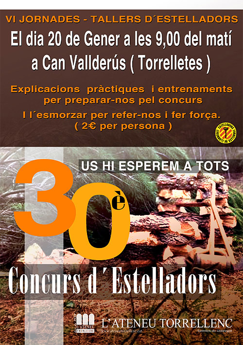 30è Concurs d'Estelladors