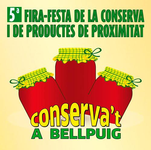 Fira Festa de la Conserva a Bellpuig