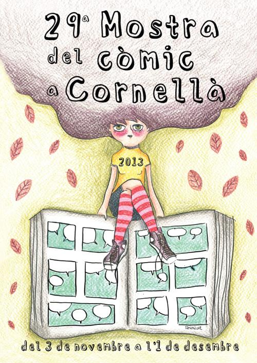29a Mostra del Còmic a Cornellà