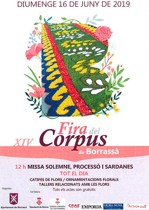 XIV Fira del Corpus de Borrassà, l'Alt Empordà