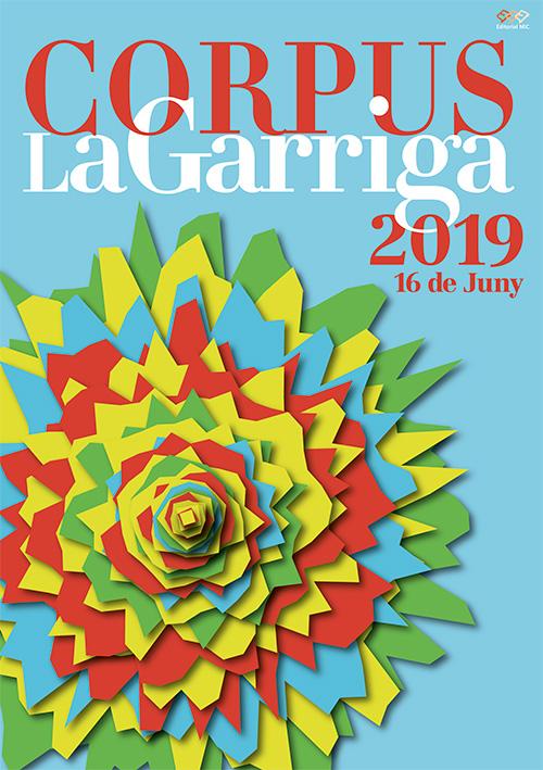 Festa del Corpus a La Garriga, el Vallès Oriental