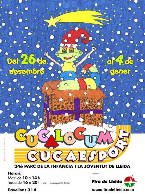 Cucalòcum, Parc de la infància i la joventut de Lleida