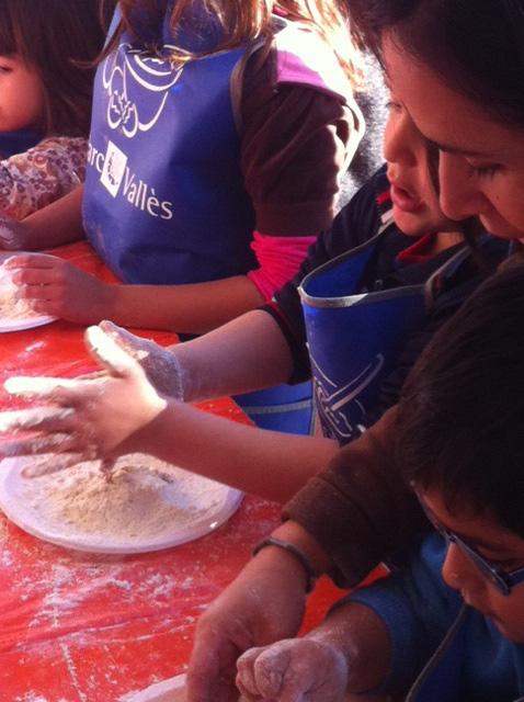 Taller culinari per a nens gratuït