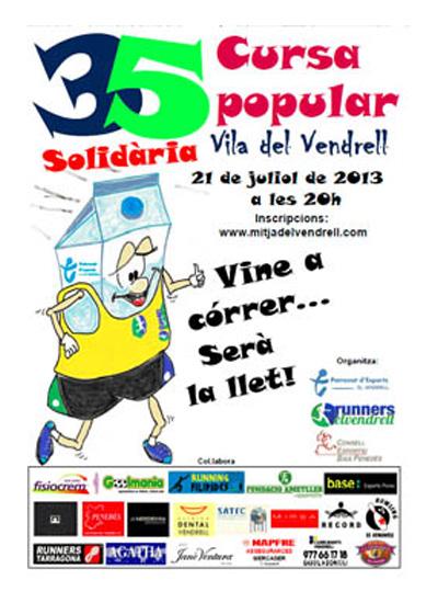 35a Cursa Popular Vila del Vendrell