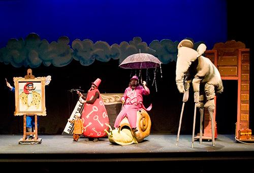 Els guanyadors que aniran a veure 'El Petit Dalí' al Poliorama