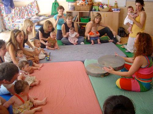 Cançons per gaudir amb el teu nadó' - Dàmaris Gelabert