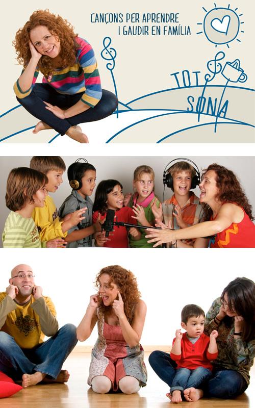 Canta! El primer DVD de la Dàmaris Gelabert. Ajuda'ls a fer-ho possible!