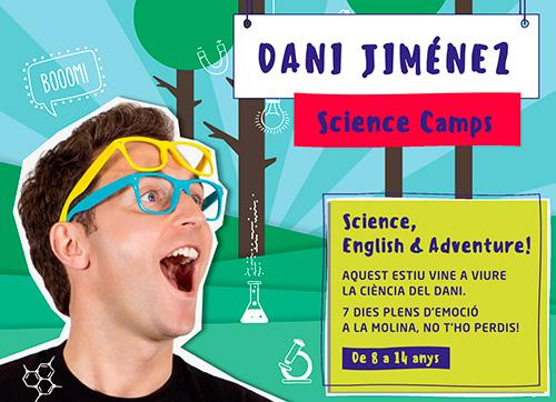 Dani Jiménez Science Camps