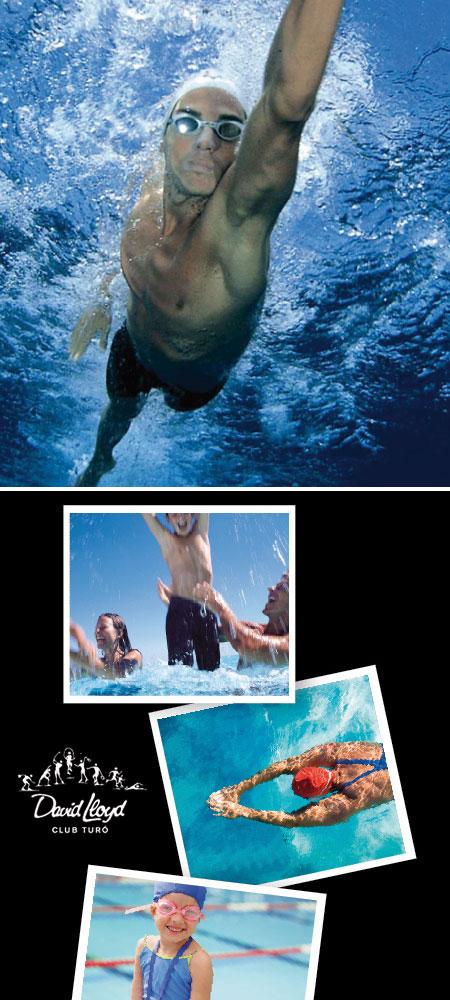 Vine a nedar amb David Meca