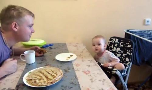 Una discussió entre pare i fill