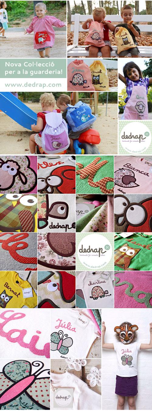 Dedrap, una nova col·lecció per a la llar d'infants!