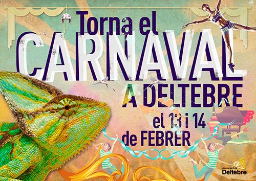 Carnaval a Deltebre