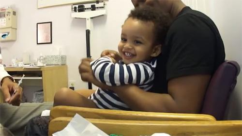 Un pediatra molt divertit!