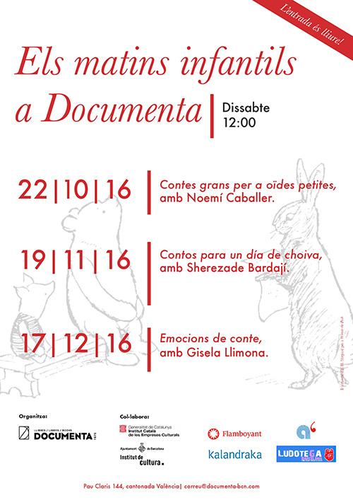 Els matins infantils a Documenta