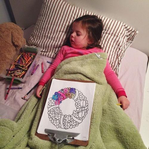 Nova tècnica per fer dormir els nens