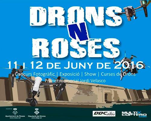 Festival de Drons'n a Roses