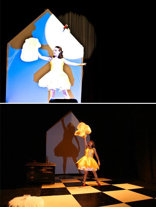 Teatre 'Dulce de leche': promoció Socpetit
