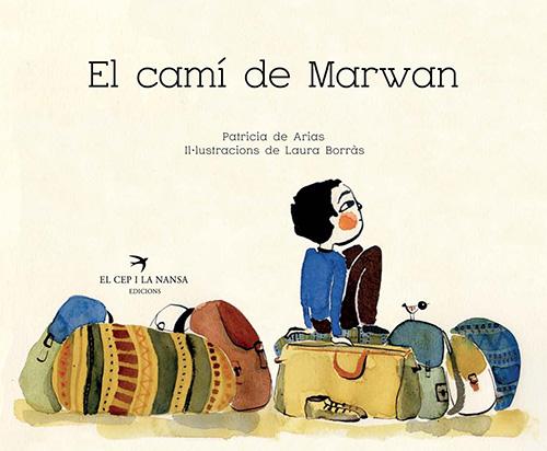 Presentació d'El Camí de Marwan a Vilanova i la Geltrú