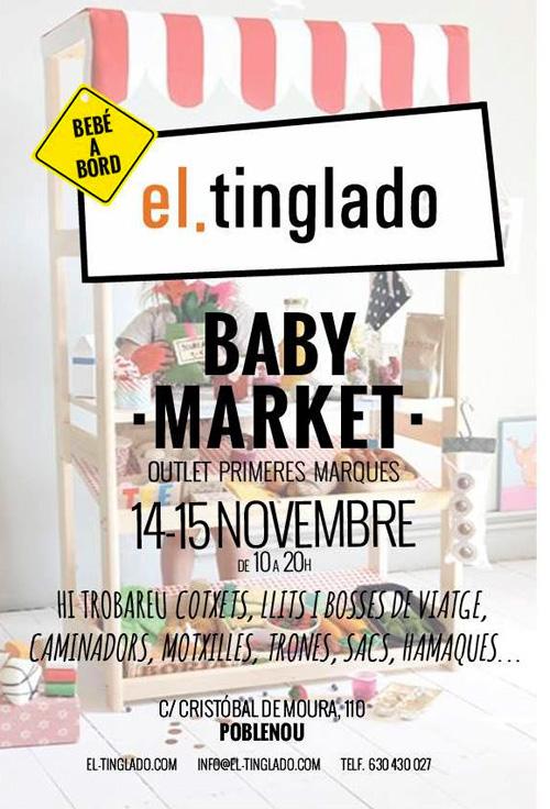 Outlet Baby Market a el.tinglado