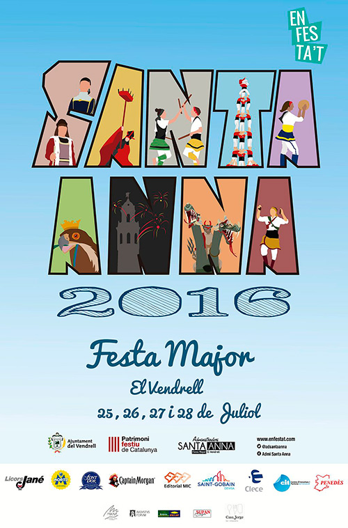 Festa Major del Vendrell