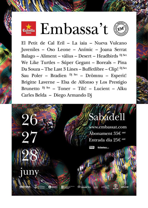 Embassa't, Festival Independent del Vallès