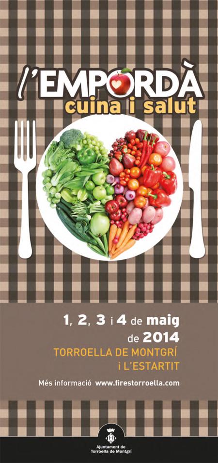 La fira 'L'Empordà, cuina i salut'