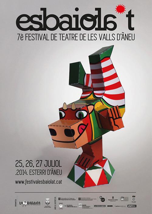 7è Esbaiola't. Festival de teatre de les Valls d'Àneu