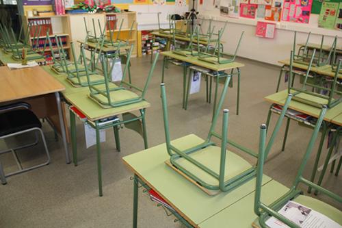 Els escolars catalans marxen de vacances