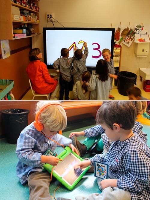 L'adaptació de P3, l'escola acompanya els infants i les famílies