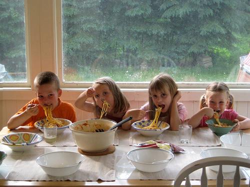 Taller d'organització de menús per a tota la família