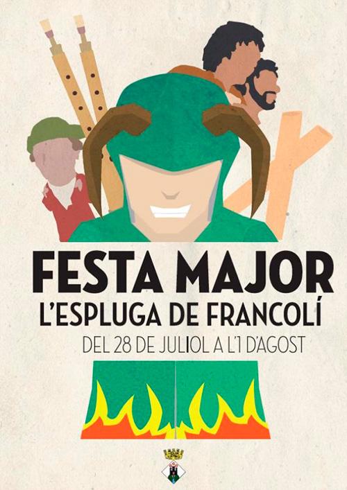 Festa Major de l'Espluga de Francolí