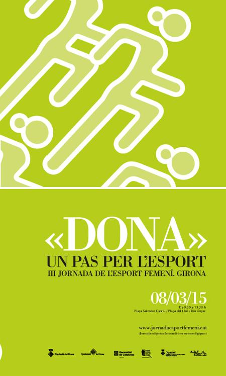 3a Jornada de l'Esport Femení a Girona
