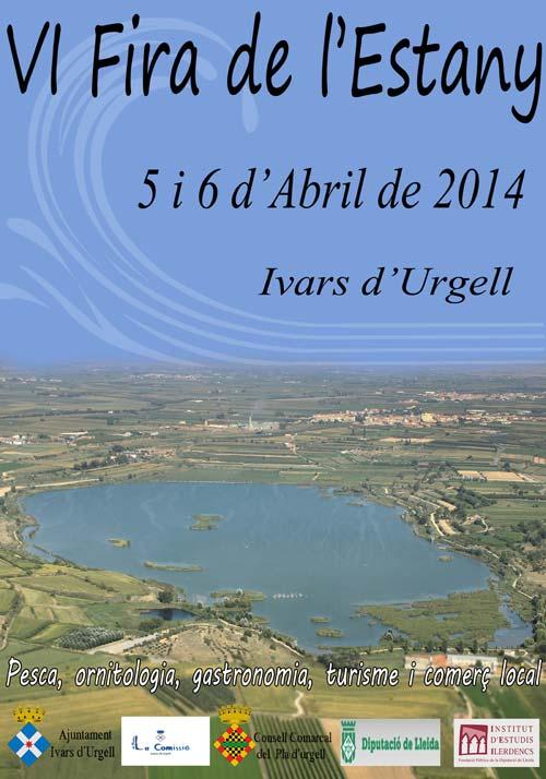 6a Fira de l'Estany, a Ivars d'Urgell