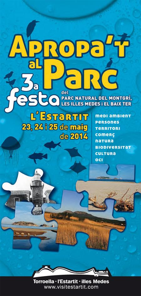Festa Apropa't al Parc, a l'Estartit