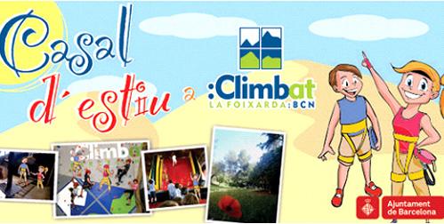 Un casal d'estiu diferent a :Climbat La Foixarda