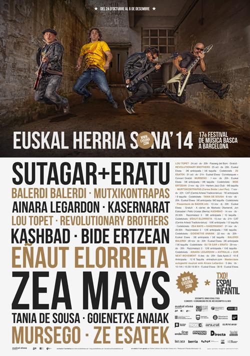 Txo! Espai Infantil a Euskal Herria Sona 2014